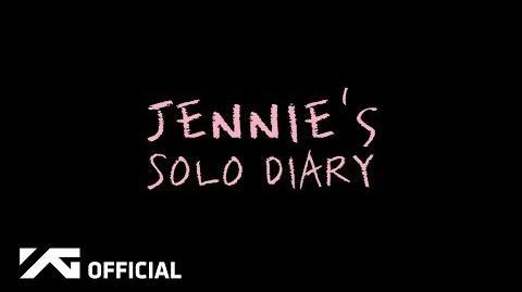 JENNIE - 'SOLO' DIARY EP