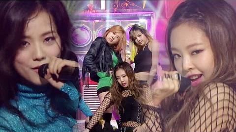 《EXCITING》 BLACKPINK (블랙핑크) - BOOMBAYAH (붐바야) @인기가요 Inkigayo 20160821