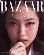 Jennie Harper's Bazaar April 2021 4