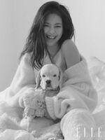 Jennie for Elle Korea October 2019 Cover 4