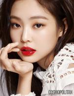 Jennie for Cosmopolitan Korea X Hera Beauty Korea 2019