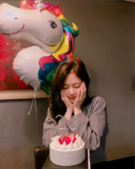Jennie's Birthday IG Update 160118 2