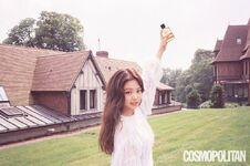 Jennie Cosmopolitan Korea magazine July 2018 issue 6