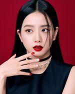 Jisoo W Korea February 2021 17