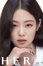 Jennie X Hera Beauty 2021 7