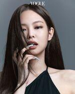 Jennie Vogue Korea June 2021 3
