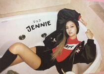Jennie ZIPPER Issue 1