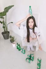 Jisoo IG update with Trevi