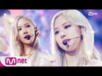 'COMEBACK' 신비로운 매력 'ROSÉ'의 'On The Ground' 무대-엠카운트다운 - M COUNTDOWN EP
