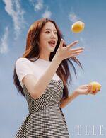 Jisoo Elle Korea July 2020 7