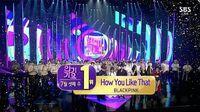 BLACKPINK - 'How You Like That' 0719 SBS Inkigayo NO