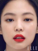 Jennie x Hera on Elle Korea September 2020 3