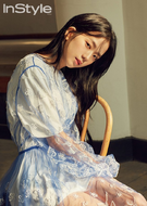 Jisoo for In Style Secret Wonderland Magazine December Issue 2017