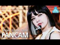 -예능연구소- 블랙핑크 리사 직캠 'Pretty Savage' (BLACKPINK LISA FanCam) @Show!MusicCore 201010