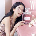 Jisoo Dior X W Korea 12