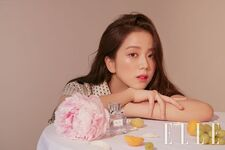 Jisoo Elle Korea July 2020 3