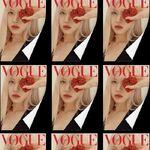 Rosé Vogue Australia April 2021 Poster