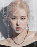 Rosé ELLE Korea June 2021