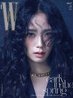 Jisoo W Korea February 2021 1