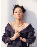 Jisoo Elle Korea January 2021 10