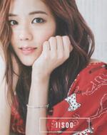 Jisoo for Japan Mini Magazine