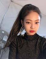 Jennie IG Update 100118 4
