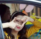 Jisoo leaving SBS Inkigayo 4