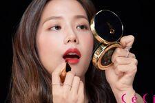Jisoo CéCi Korea Magazine