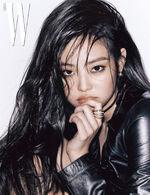 Jennie W Korea November 2018 10