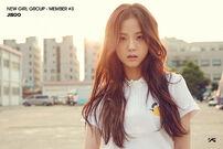New Girl Group Member 3 Jisoo Debut Promo Picture 4