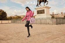 Jennie for Chanel Cruise 2019-20 Vogue Korea November 2019 8