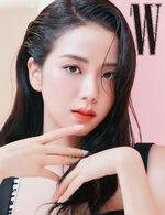 Jisoo X W Beauty 2