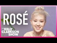 Rosé Laughs Answering BLACKPINK Fan's Burning Questions