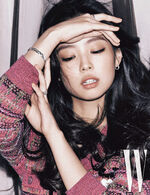 Jennie W Korea November 2018 8
