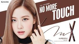 Rosé for KissMe Korea