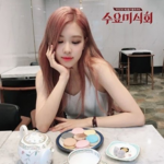 Tvnmsg IG Update with Rosé 180829