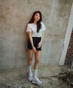 Jennie for Adidas Korea