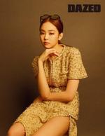 Jennie for Dazed Korea Magazine April 2019 Issue 7