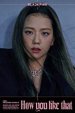 Jisoo How You Like That 3rd Teaser
