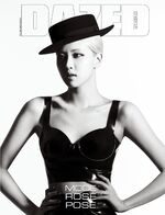 Rosé Dazed Korea November 2020 2