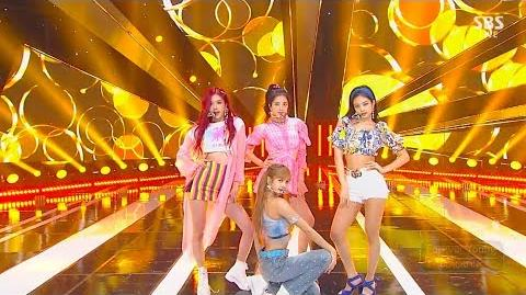 BLACKPINK - 'FOREVER YOUNG' 0715 SBS Inkigayo