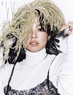 Jennie W Korea November 2018 5