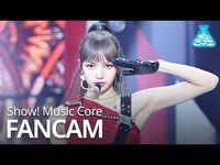 -예능연구소 직캠- BLACKPINK - Kill This Love (LISA), 블랙핑크 - Kill This Love (리사) @Show! Music Core 20190406