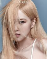 Rosé Vogue Korea June 2021 5