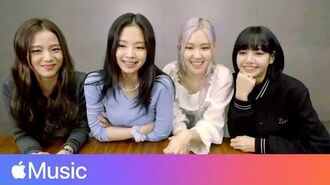 "BLACKPINK ""Ice Cream"" with Selena Gomez and Spreading a Message of Confidence l Apple Music"