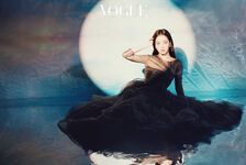 Jisoo VOGUE KOREA Magazine March 2020 2