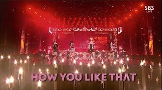 BLACKPINK - 'How You Like That' 0705 SBS Inkigayo