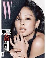 Jennie W Korea Magazine November 2018 Issue 3