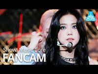 -예능연구소- 블랙핑크 지수 직캠 'Pretty Savage' (BLACKPINK JISOO FanCam) @Show!MusicCore 201010