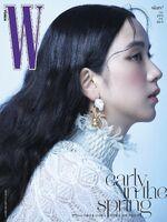 Jisoo W Korea February 2021 3